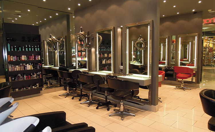 The Best Hair Salon : Canary Wharf Hairdressers Hair Salons in Canary Wharf Seanhanna