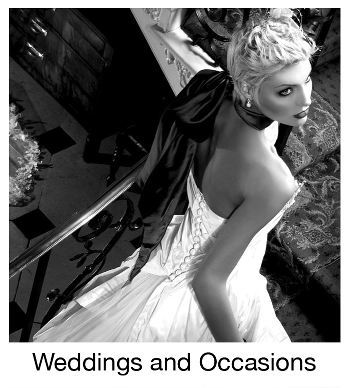 weddings and occasions