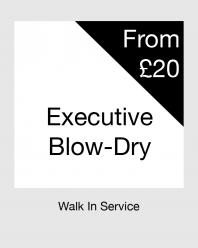 executive blow-dry