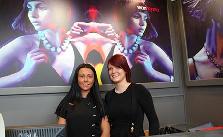 seanhanna epsom salon staff