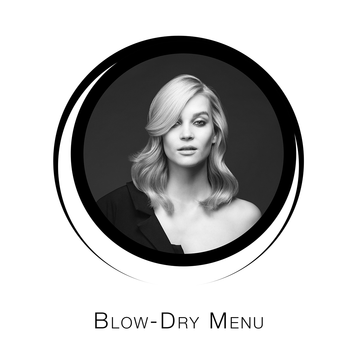 seanhanna services - blow-dry menu